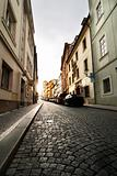 Small Street - Prague