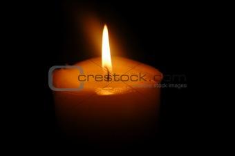 Burniing Candle