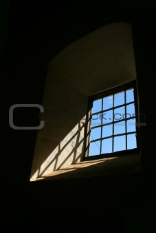 Prison window