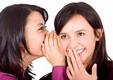 girls gossip