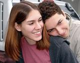Couple teenagers