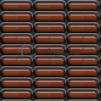 Blister pack of medicine