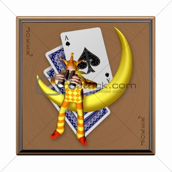 3d create playing card art
