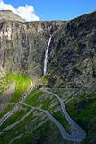 Trollstigen Hairpin Bends