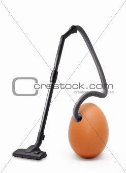 Vacuum egg