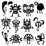 funny shamans and spirits