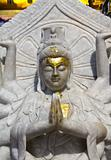 Guan Yin Statue (The Goddess of Mercy).