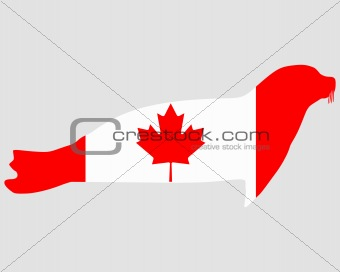 Canadian seal