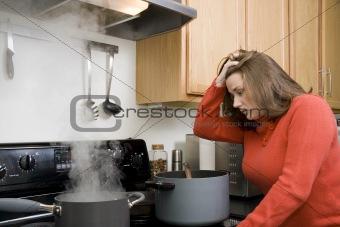 Kitchen frustrations