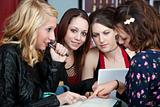 Group of Girls Study