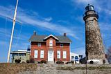 Old Fairport Harbor Lighthouse