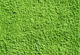 Green towel texture.
