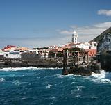 Tenerife coast