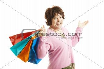 Cross Dresser - Shopping Spree