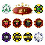 Casino Fiches