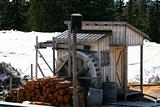 Water Mill - Grouse Mountain, Vancouver, BC, Canada
