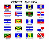 List of all flags of Central America  countries