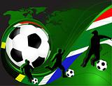 2010 World Cup South Africa Background
