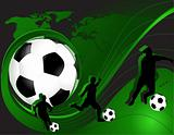 World Soccer Background