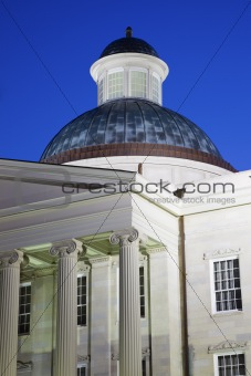 Old State Capitol of Mississippi