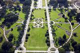 Park in front of State Capitol Building in Baton Rouge