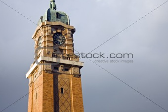 Clock Tower in Ohio City
