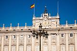 Palacio Real in Madrid
