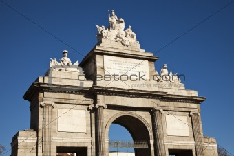 Toledo Arch