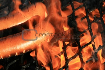 BBQ Sausage / Hot Dog