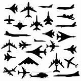 Combat aircraft. 