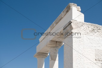Old Ruins in Delos