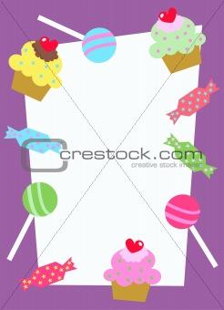celebration or invitation card
