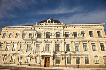 Historic architecture of Helsinki