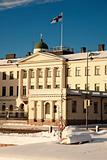 Presidential Palace in Helsinki