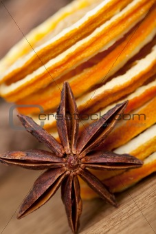 Anise and Orange