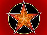 star from a ruby 