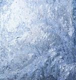 Hoarfrost texture