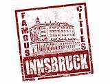 Innsbruck stamp