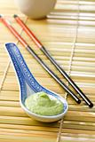 green wasabi