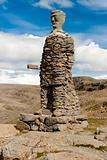 Big stony statue - Iceland
