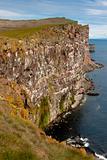 Latrabjarg northwestern tip of Iceland.