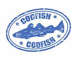 Codfish stamp
