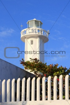 Puerto morelos new lighthouse Mayan Riviera