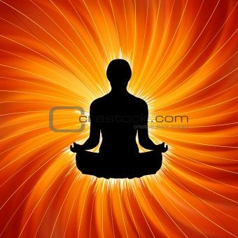 Power of Yoga - Meditation. EPS 8