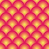 Repeating geometric pattern