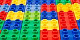 Building blocks background
