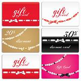Gift card set