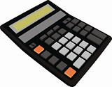 The stylish calculator