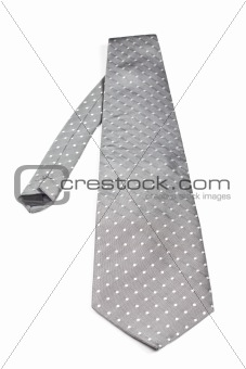tie isolated on the white background