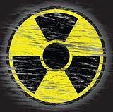 nuclear danger sign
